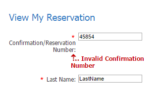 Invalid. Alright, I didn't get six different numbers for nothing!
