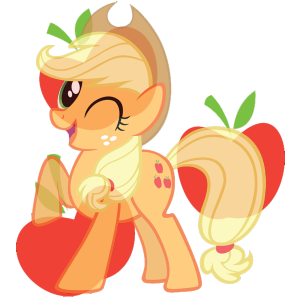 Applejack's element is Honesty.