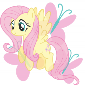 Fluttershy's element is Kindness.