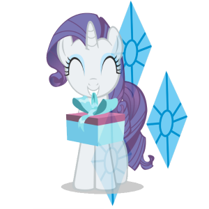 Rarity's element is Generosity.
